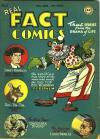 Real Fact Comics #2 comic books for sale