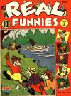 Real Funnies Comic Books. Real Funnies Comics.