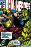 Real Heroes #2 Comic Books - Covers, Scans, Photos  in Real Heroes Comic Books - Covers, Scans, Gallery