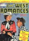 Real West Romances: Volume 2 comic books