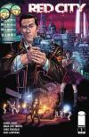 Red City comic books