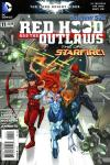 Red Hood and the Outlaws #11 comic books for sale