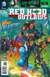 Red Hood and the Outlaws #13 comic books for sale