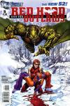 Red Hood and the Outlaws #5 comic books for sale