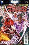 Red Lanterns #11 comic books for sale