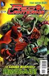 Red Lanterns #12 comic books for sale