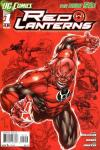 Red Lanterns #1 comic books for sale