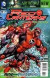 Red Lanterns #13 comic books for sale