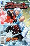Red Lanterns #27 comic books for sale