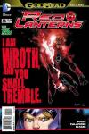 Red Lanterns #35 comic books for sale
