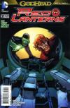 Red Lanterns #37 comic books for sale