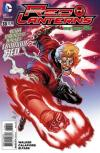 Red Lanterns #38 comic books for sale