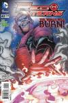 Red Lanterns #40 comic books for sale