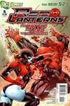Red Lanterns #5 comic books for sale