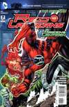 Red Lanterns #7 comic books for sale