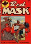 Red Mask Comic Books. Red Mask Comics.
