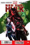 Red She-Hulk Comic Books. Red She-Hulk Comics.