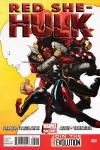 Red She-Hulk #60 comic books for sale
