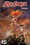 Red Sonja Comic Books. Red Sonja Comics.
