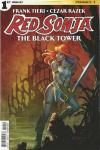 Red Sonja: The Black Tower Comic Books. Red Sonja: The Black Tower Comics.
