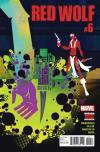 Red Wolf #6 comic books for sale