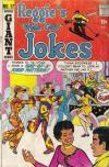 Reggie's Wise Guy Jokes #17 comic books for sale