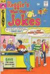 Reggie's Wise Guy Jokes #28 comic books for sale