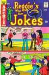 Reggie's Wise Guy Jokes #32 comic books for sale