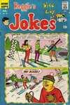 Reggie's Wise Guy Jokes #4 comic books for sale