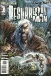 Resurrection Man Comic Books. Resurrection Man Comics.