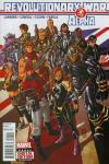 Revolutionary War Alpha #1 comic books for sale