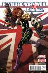 Revolutionary War: Dark Angel Comic Books. Revolutionary War: Dark Angel Comics.