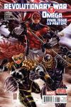 Revolutionary War: Omega Comic Books. Revolutionary War: Omega Comics.