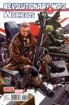 Revolutionary War: Warheads comic books