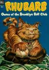 Rhubarb the Millionaire Cat # comic book complete sets Rhubarb the Millionaire Cat # comic books