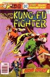 Richard Dragon: Kung-Fu Fighter #10 comic books for sale