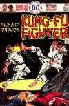 Richard Dragon: Kung-Fu Fighter #4 comic books for sale