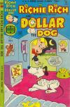 Richie Rich and Dollar the Dog Comic Books. Richie Rich and Dollar the Dog Comics.