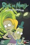 Rick and Morty: Lil' Poopy Superstar comic books