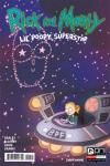 Rick and Morty: Lil' Poopy Superstar #4 comic books for sale