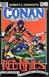 Robert E. Howard's Conan the Barbarian comic books