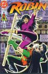 Robin #4 comic books for sale