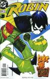 Robin #134 comic books for sale