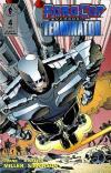 Robocop versus The Terminator #4 comic books for sale