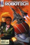 Robotech comic books