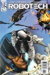 Robotech #4 comic books for sale