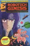 Robotech Genesis: The Legend of Zor Comic Books. Robotech Genesis: The Legend of Zor Comics.