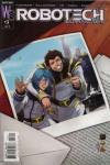 Robotech: Love & War #3 comic books for sale