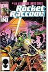 Rocket Raccoon # comic book complete sets Rocket Raccoon # comic books