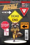Rocket Raccoon #2 comic books for sale